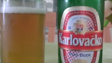 What is better than Croatian beer after fishing for squid?  NOTHING!